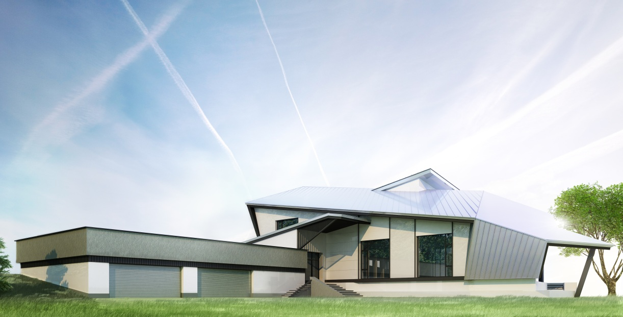 Проектируем футуристичные дома